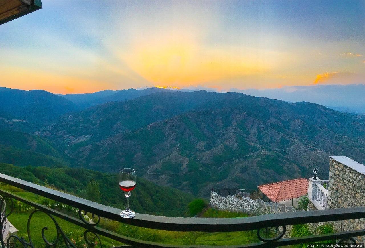 Карабах. Обреченный на счастье Нагорно-Карабахская Республика