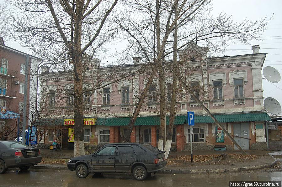 Ул. Ж.Молдагалиева, 25. Бывший купеческий дом