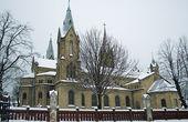 Собор святого Язефа (Иосифа) — резиденция Курземского архиепископа