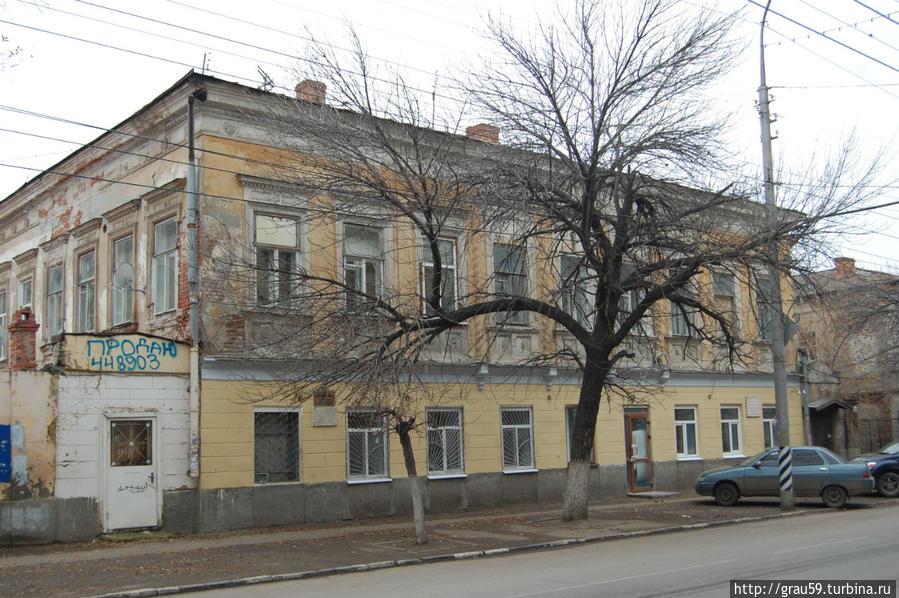 Вид со стороны улицы Чернышевского