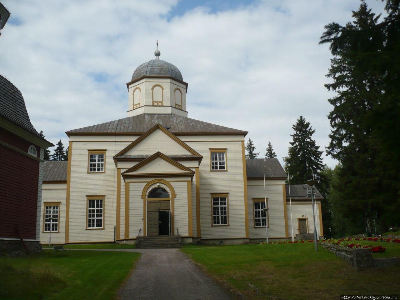 Главная церковь Сулкавы Сулкава, Финляндия