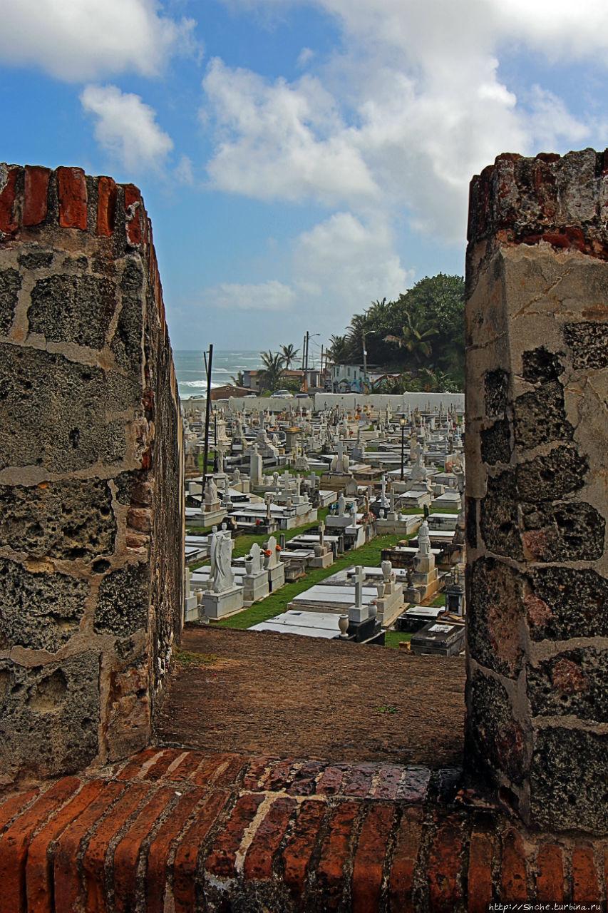 Кладбище Святой Марии Магдалины де Пацци Сан-Хуан, Пуэрто-Рико