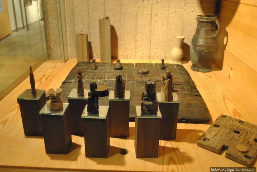 Подобие шахмат