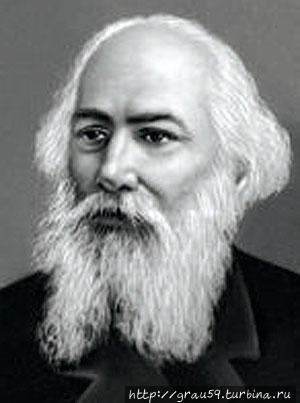 Н.Н.Бекетов (фото из Интернета)