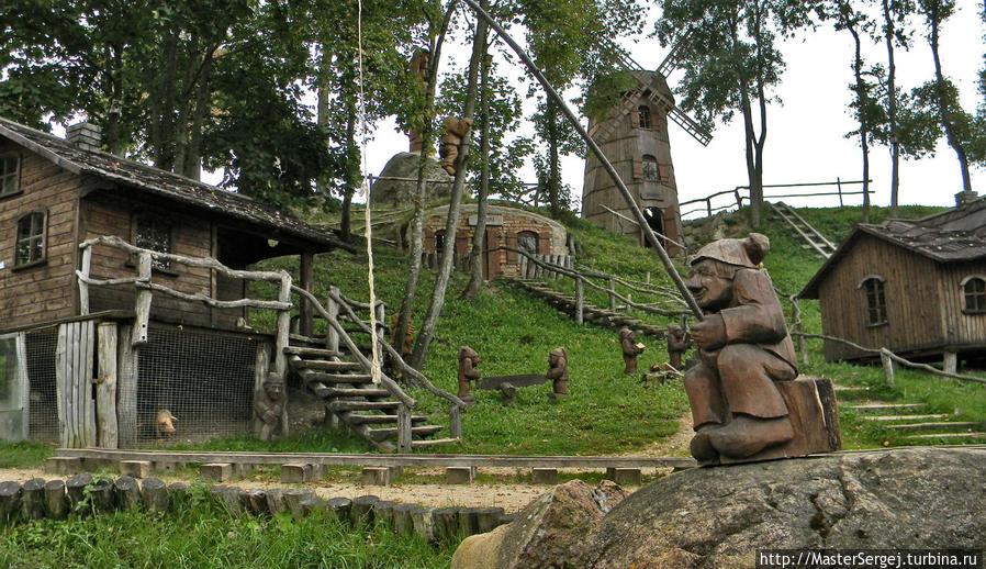 Усадьба «Виенкиемис» Кретинга, Литва Кретинга, Литва