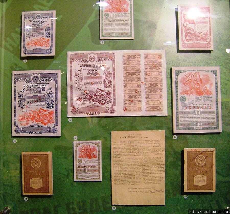 Займы военных лет (1– 4-й выпуски) сыграли важную  роль в победе над врагом