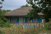 С особым изяществом жители Молдовы украшают свои дома.