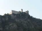 Гора Сабиона и монастырь