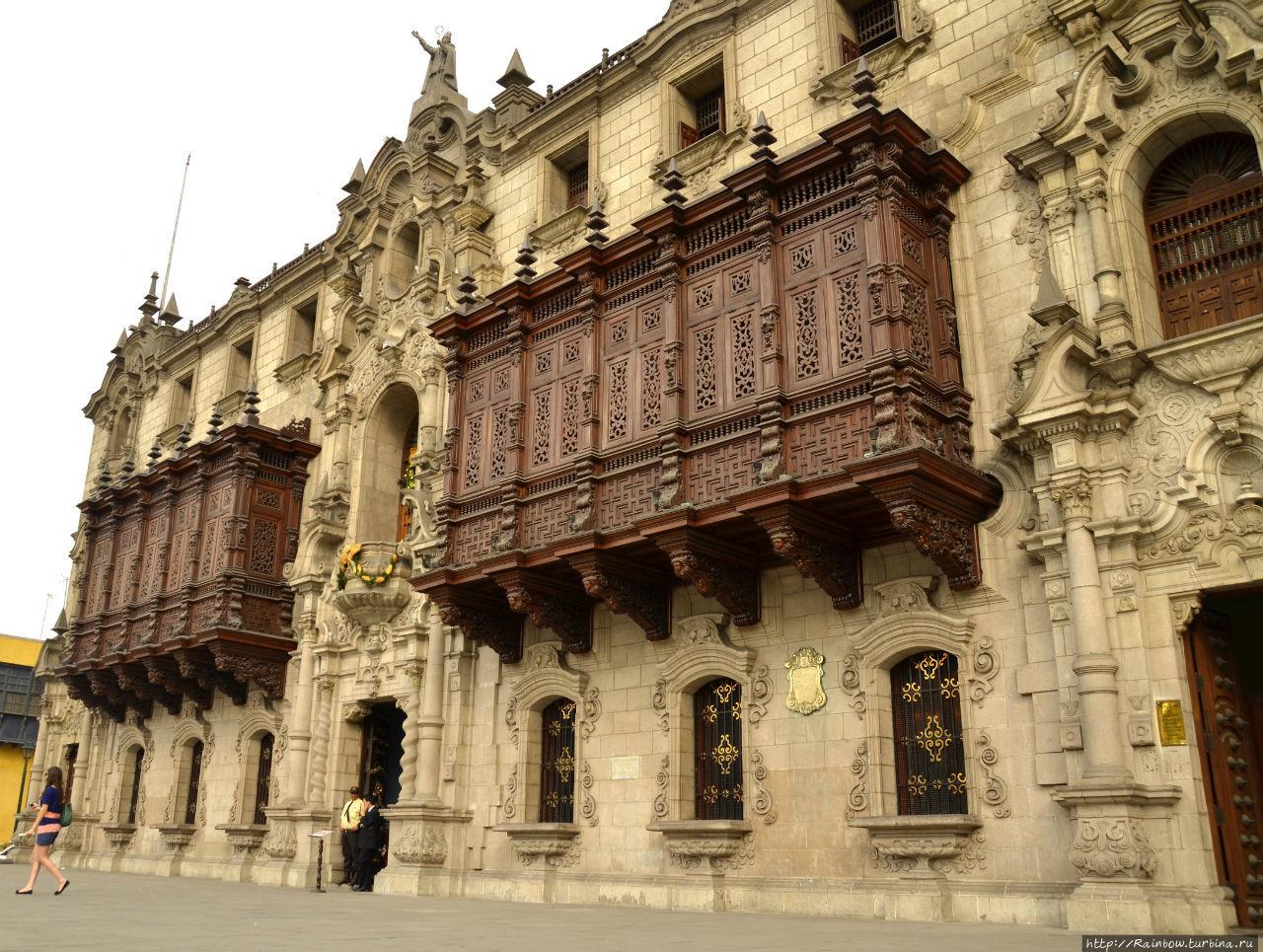 Страна сильных эмоций Перу