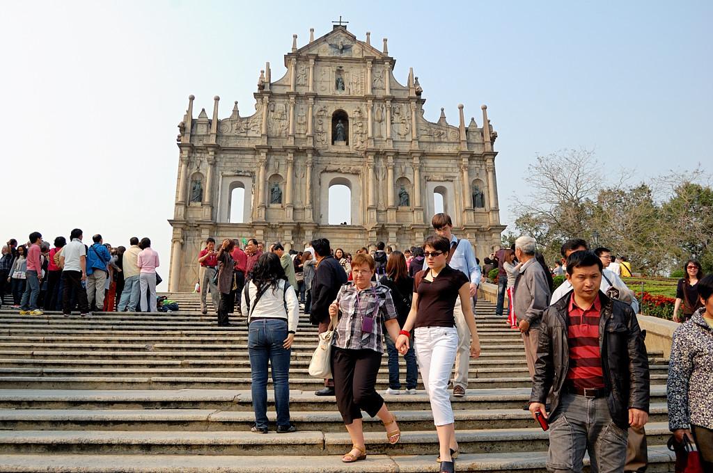 От Стамбула до Гонконга: Макао — китайский Лас-Вегас