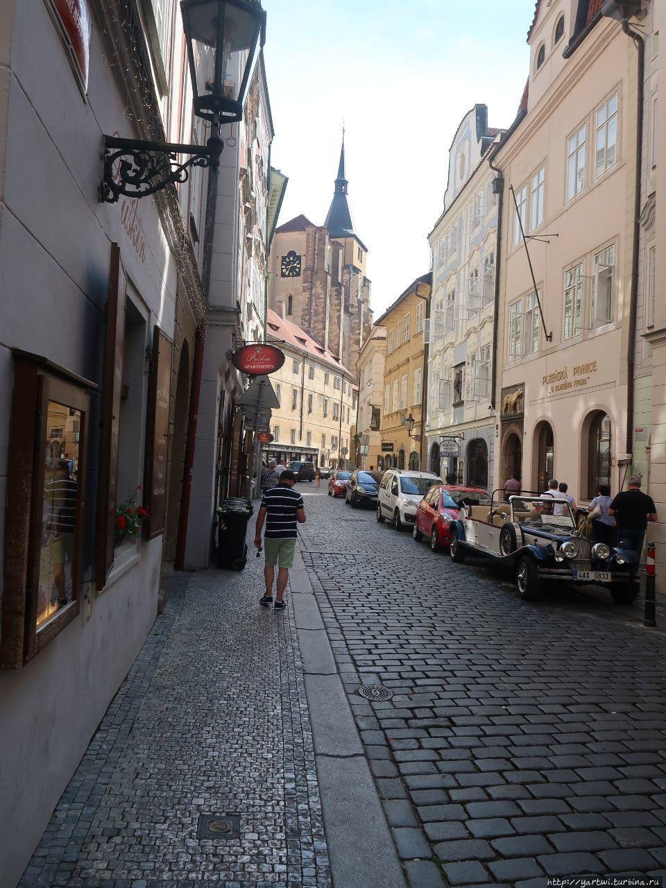 Гуляем по улочкам Старе М