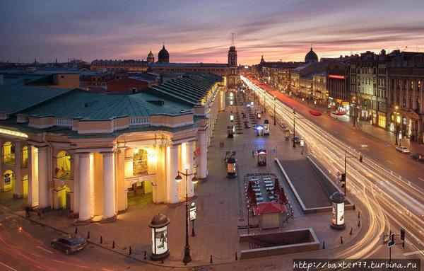 Гостиный двор Санкт-Петербург, Россия