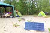 С портативными солнечными батареями сейчас не пропадешь — всегда будет и свет, и Интернет