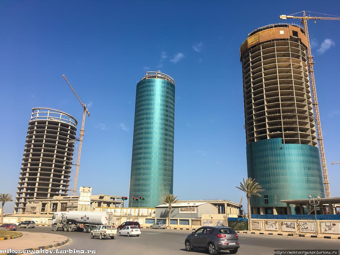 Триполи после революции