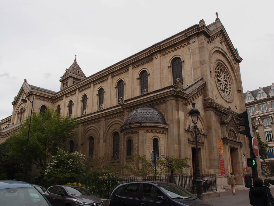 Église Notre Dame des Champs