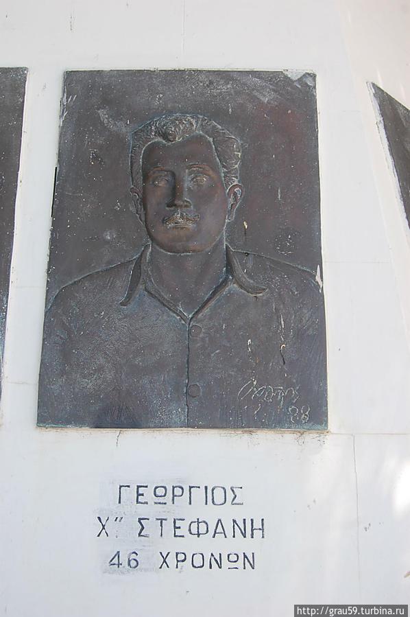 Георгиос Чатзистефану (Γεώργιος Χατζηστεφανής)