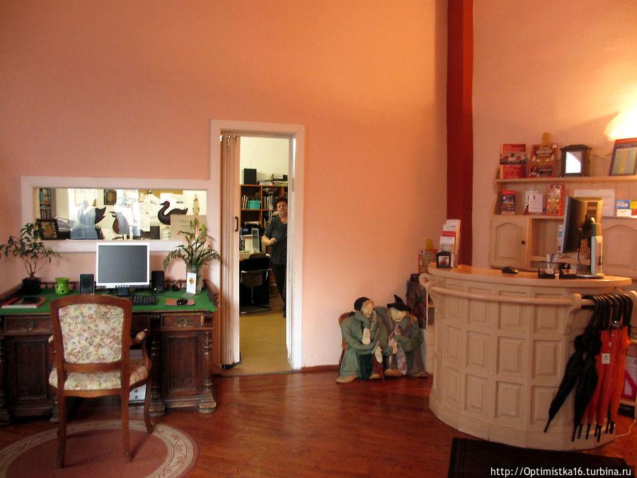 А так выглядит офис Pension Tal Studios