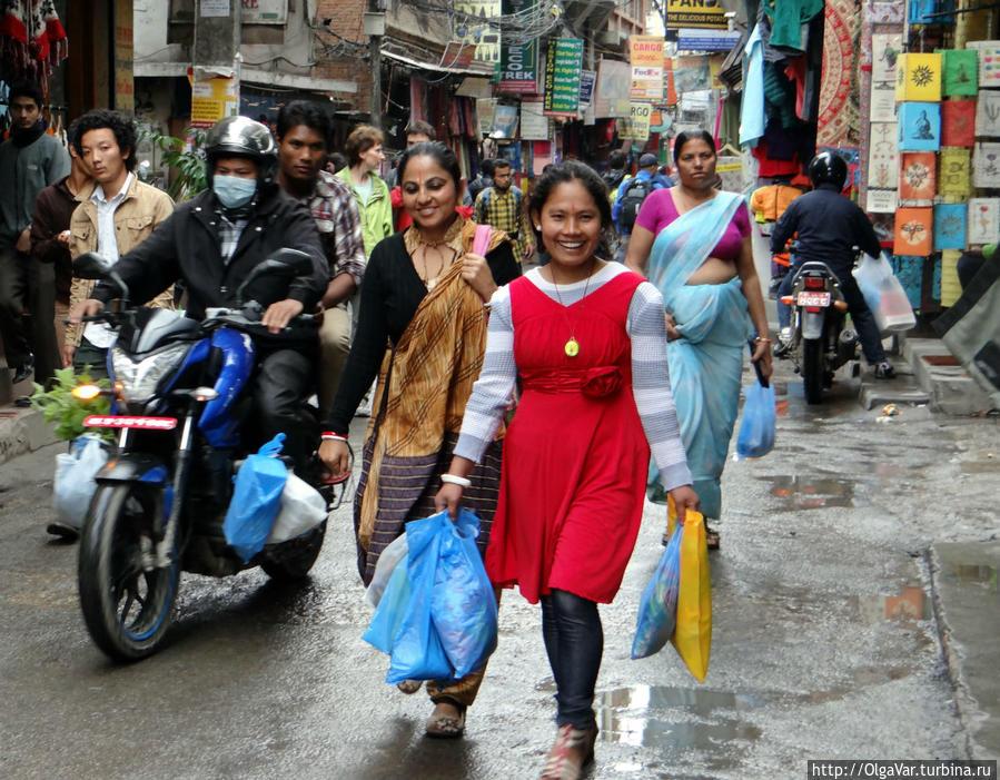 Реальная жизнь Катманду. Здесь не до мечтаний