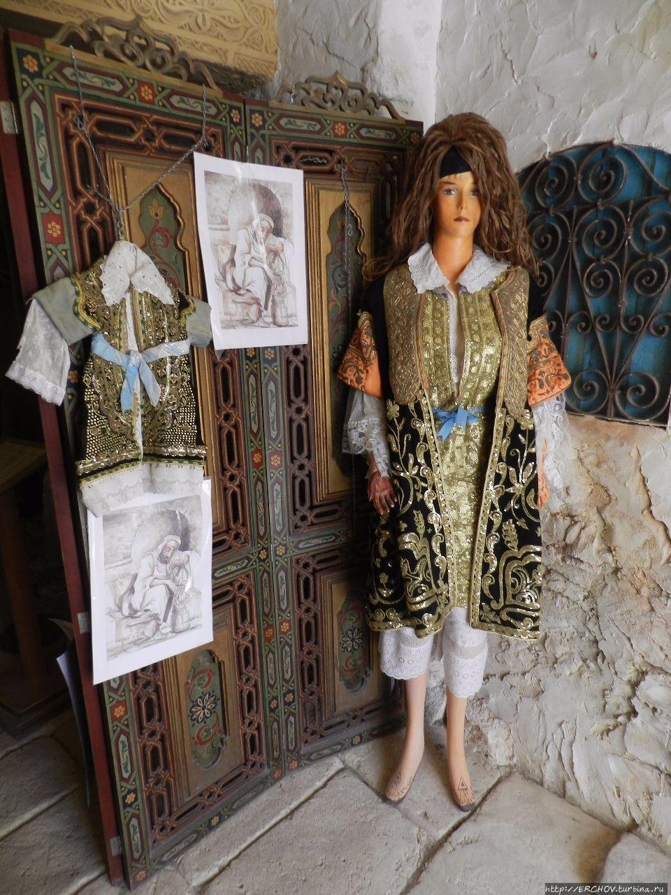 Исторический музей Хаммамета или дом Хадиджи