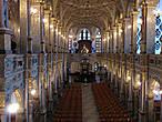 Внутреннее убранство дворцовой церкви Кристиана IV.