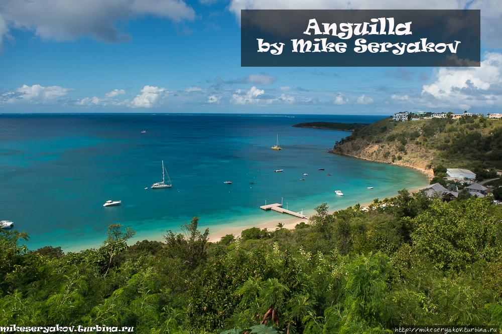 Карибская Ангилья Ангилья остров, Ангилья