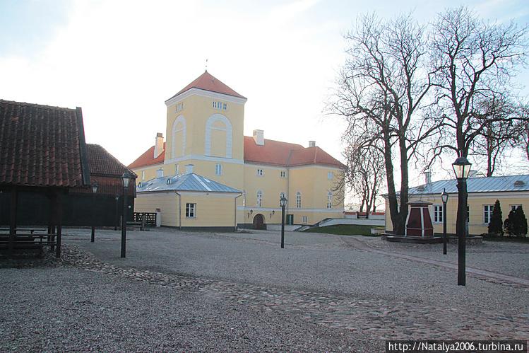 Замок Ливонского ордена