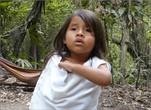 Юная представительница племени Коги