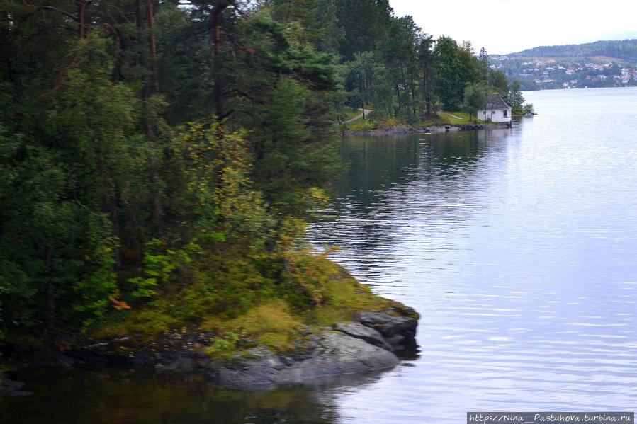 Фёрде. Просто нужно знать место и время Фёрде, Норвегия