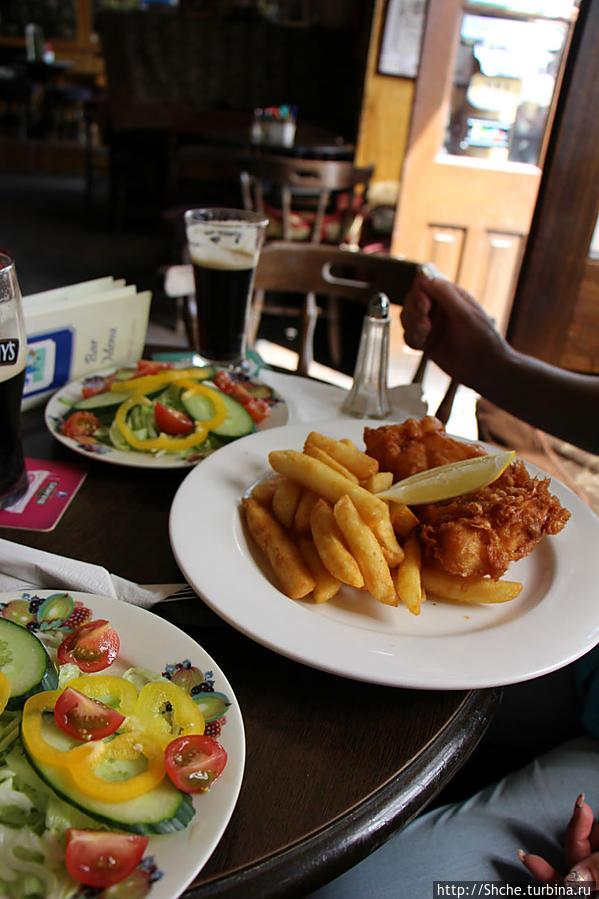 тот случай, когда еда не главное:)))
