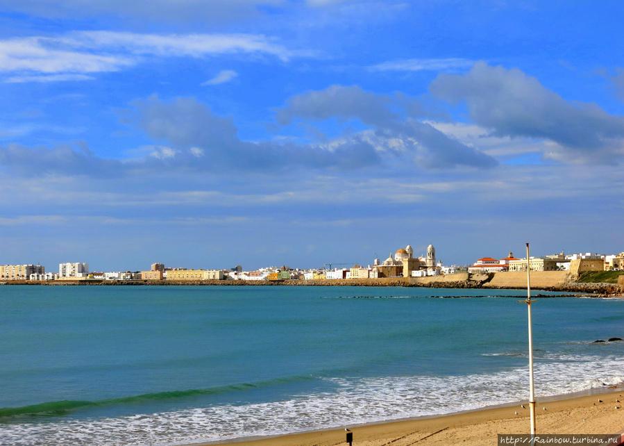 Испания в феврале Испания