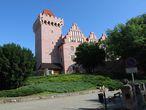 Нынешний вид Королевского замка в Познани