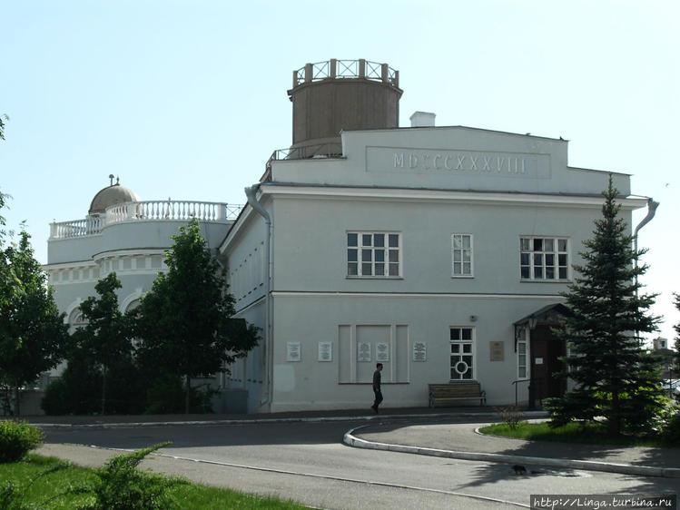 Обсерватория Казанского у