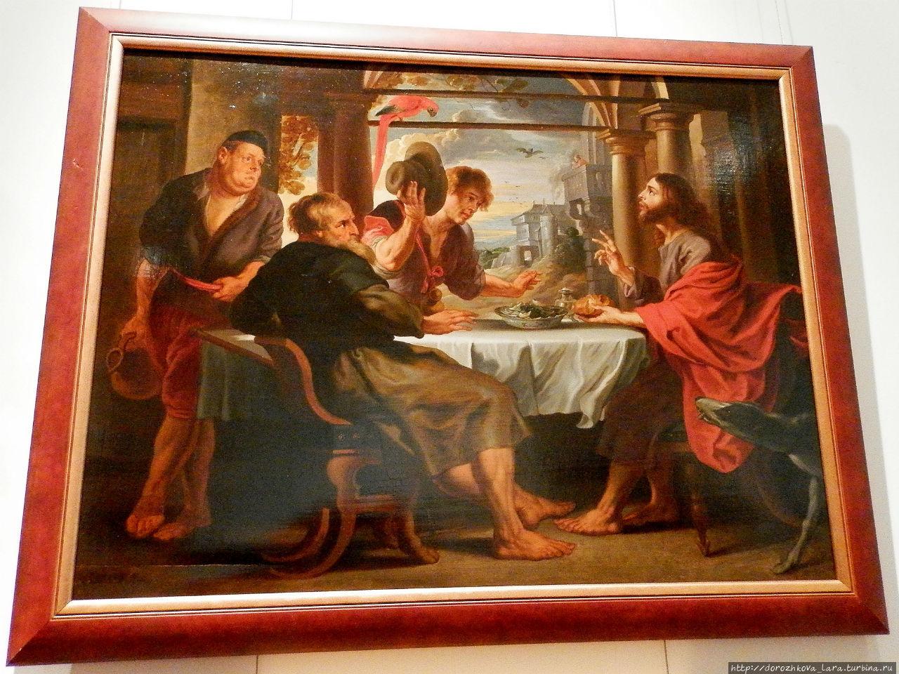 Рубенс, Питер Пауль (1577-1640)