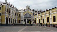 Казатинский железнодорожный вокзал