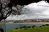 Сантандер, вид со стороны гольф-клуба