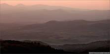 Дальше был долгий путь домой и очередной Тосканский закат.