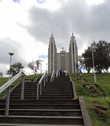 Лютеранская церковь Акюрейраркиркья
