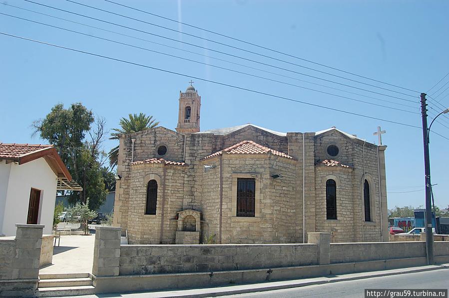 Церковь Святого Антония Лимассол, Кипр