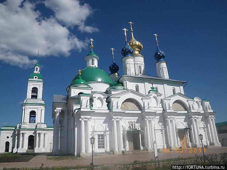 храма Зачатия св. Анны се