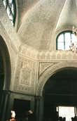 Удивительные резные алебастровые потолки в музее Бардо