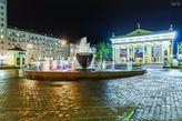 фонтан у драм театра