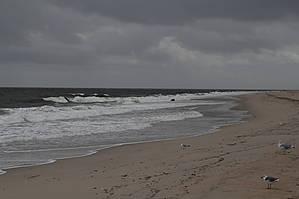 Океанское побережье.