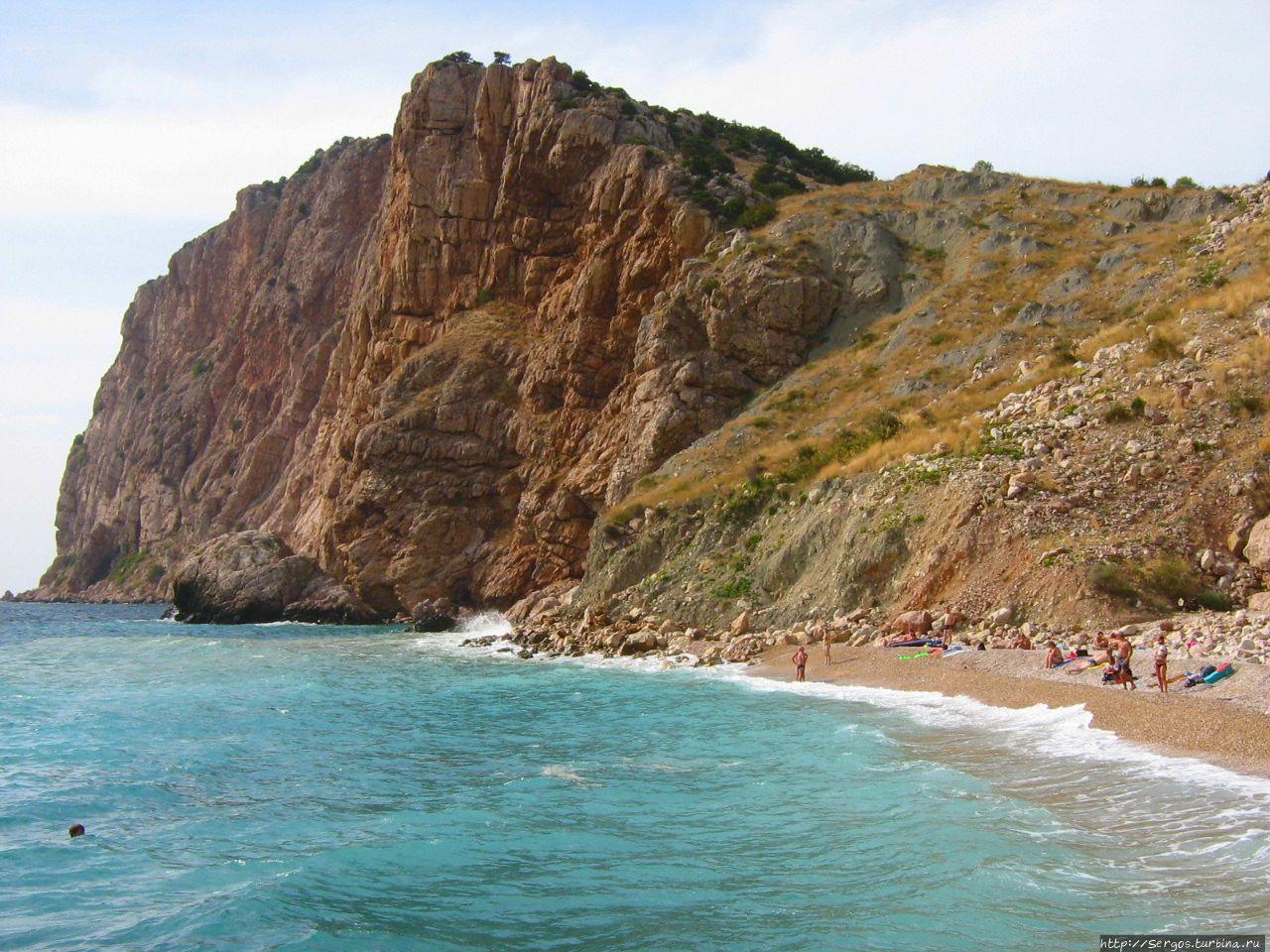 Балаклава пляжи дикие фото