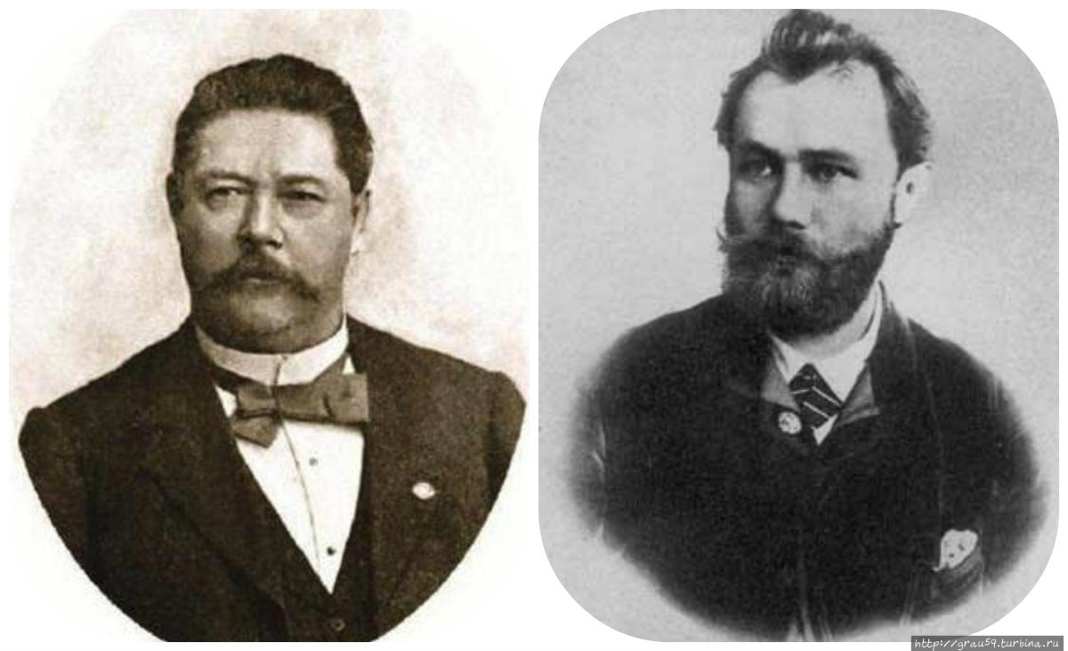 Н.Игумнов и Н.Поздеев