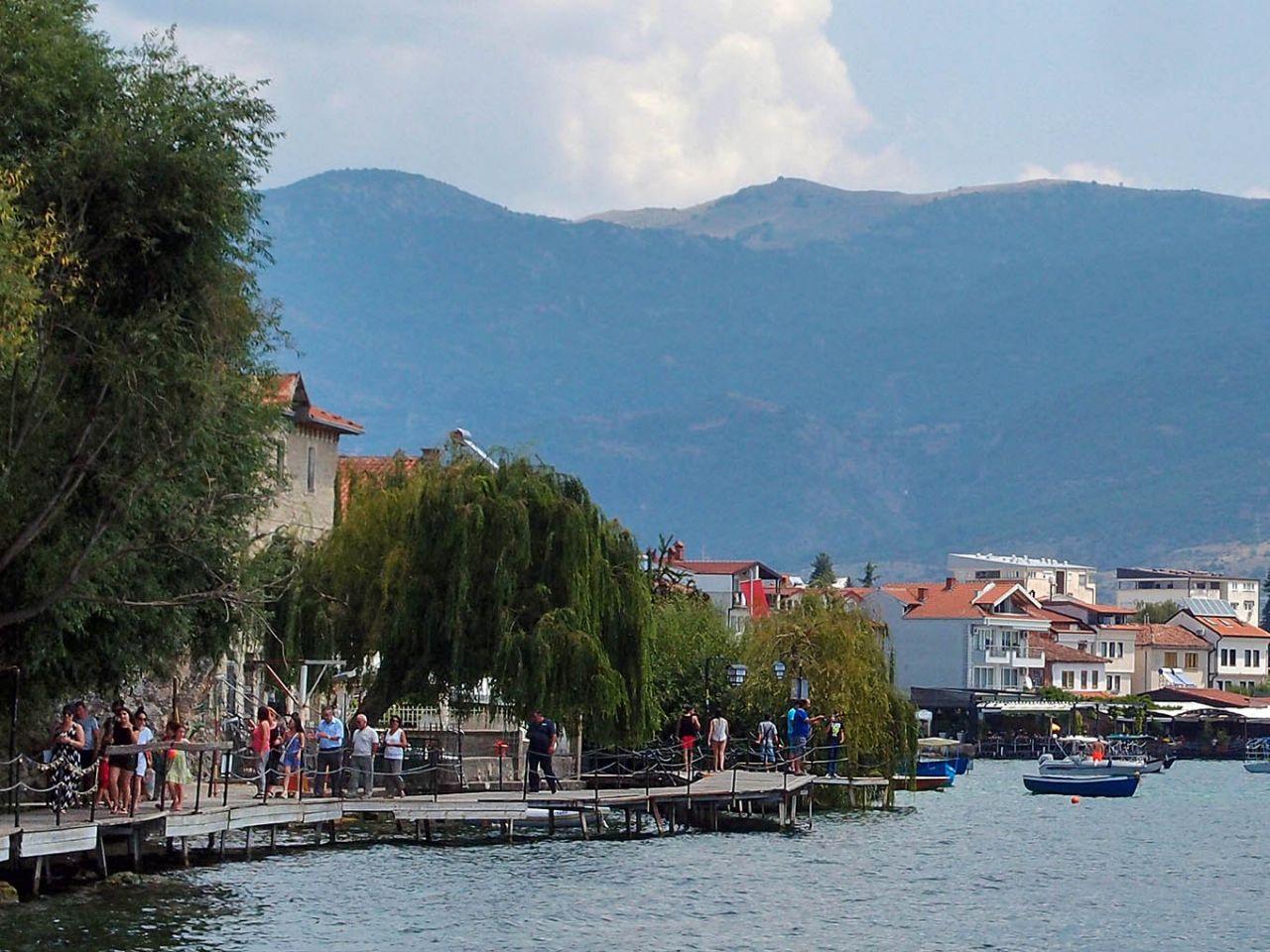 Символ Веры Охрид, Македония