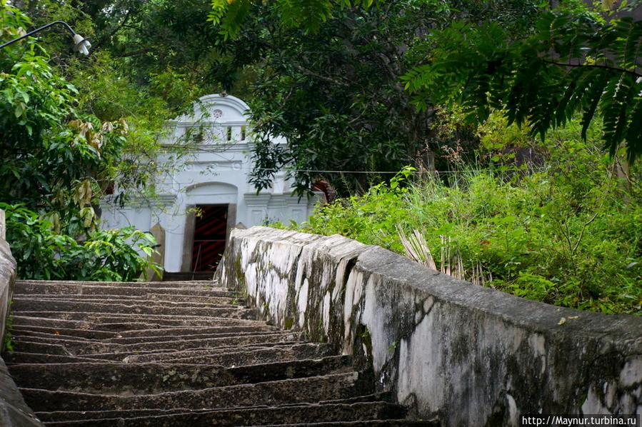 Продолжаем   подъем. Тангалла, Шри-Ланка