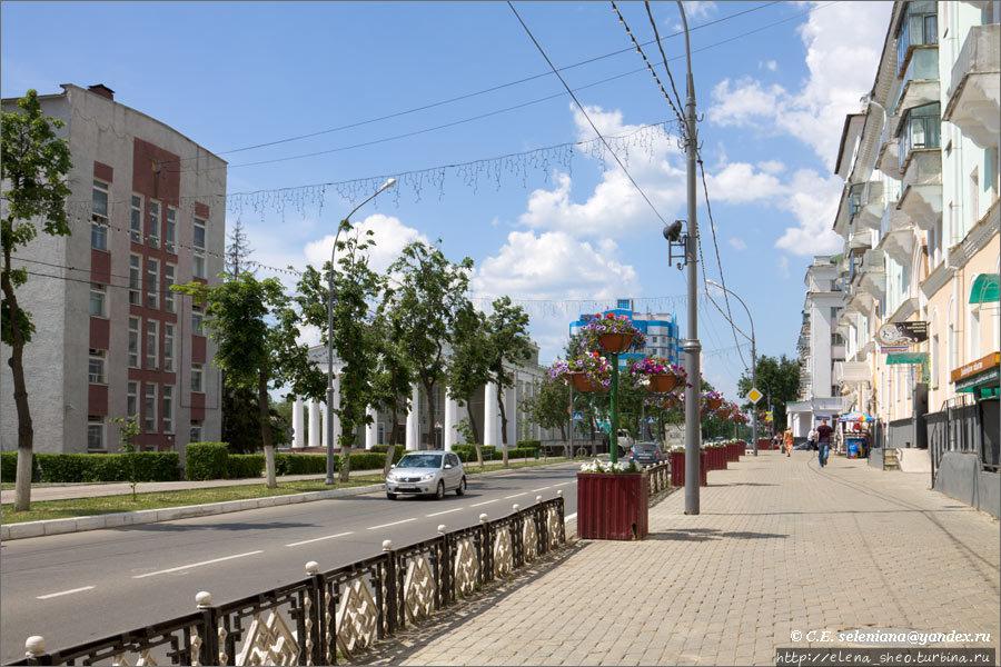 26. Советская улица продо
