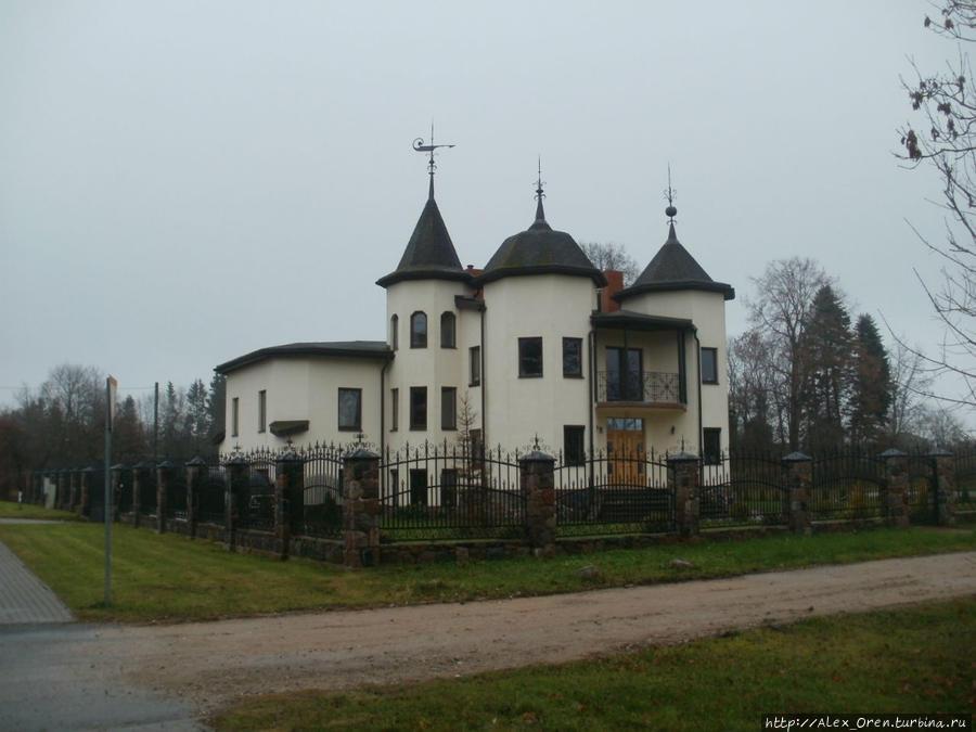 Зегевольд Сигулда, Латвия