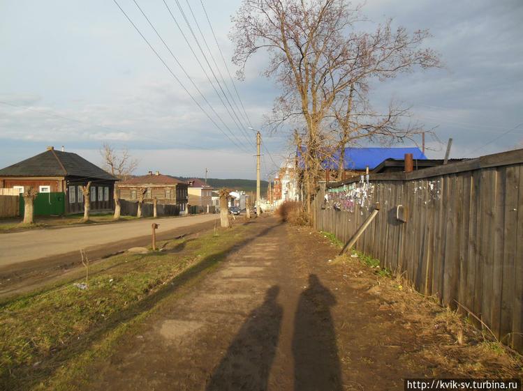 К  центру по  Чернышевско