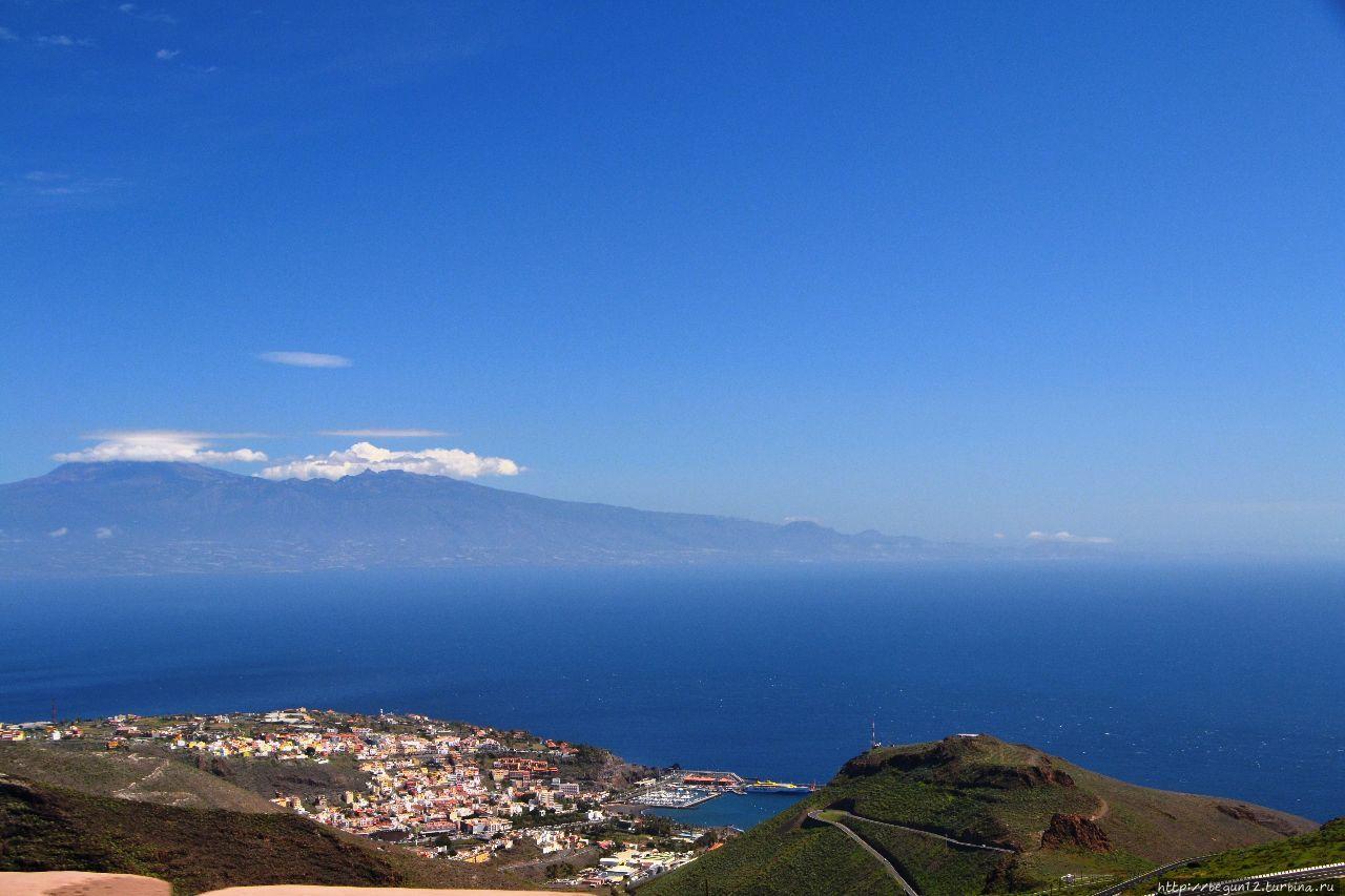 Тенерифе и порт Сан-Себас